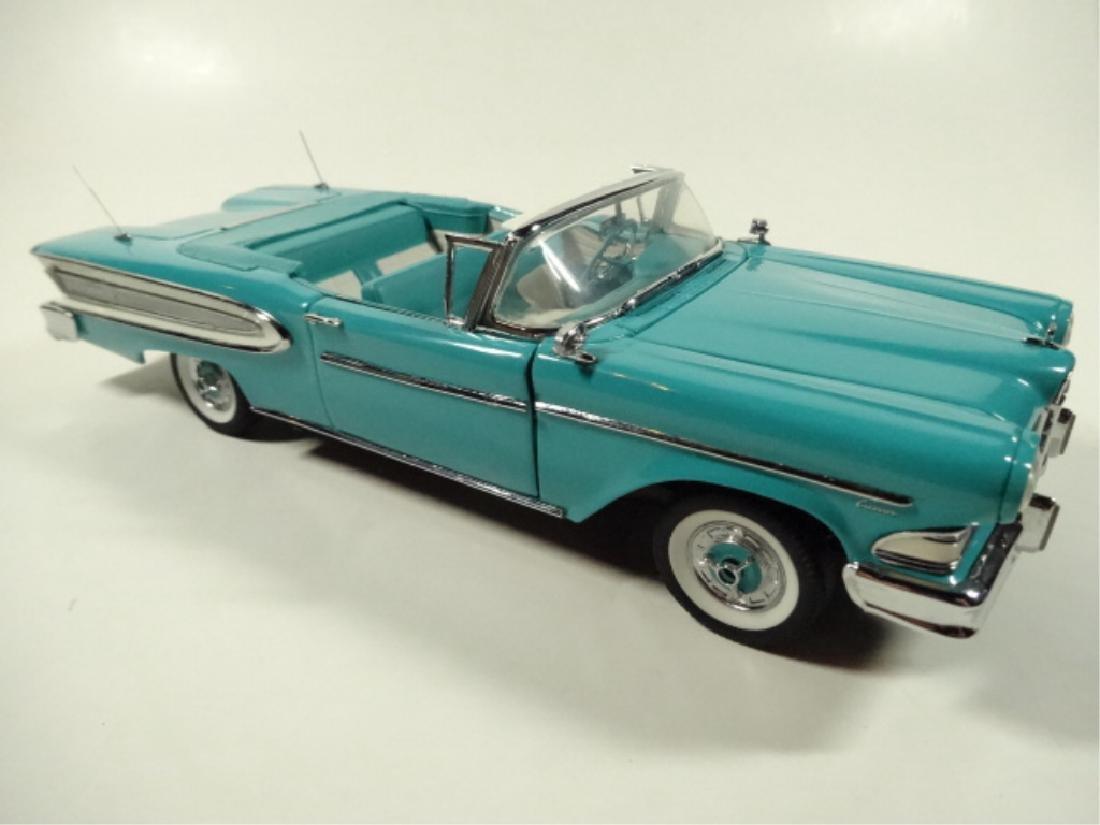 1958 FORD EDSEL CITATION, MINT CONDITION, DIECAST CAR - 4