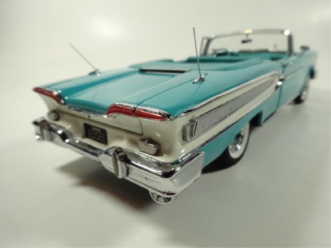 1958 FORD EDSEL CITATION, MINT CONDITION, DIECAST CAR - 5