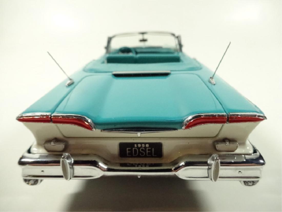 1958 FORD EDSEL CITATION, MINT CONDITION, DIECAST CAR - 6