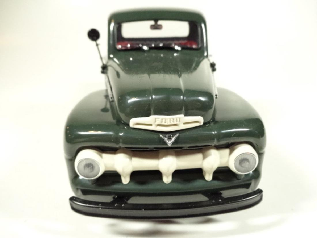 1957 FORD F-1 PICKUP TRUCK, MINT CONDITION, DIECAST CAR - 2