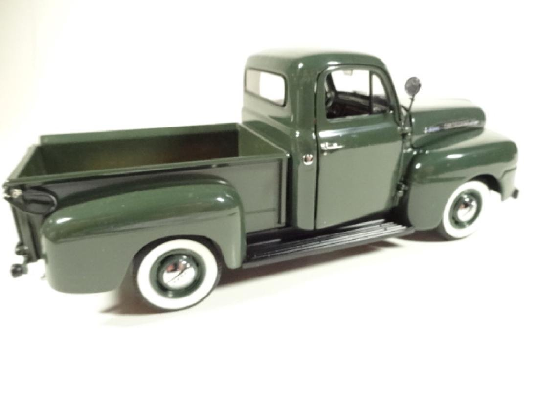1957 FORD F-1 PICKUP TRUCK, MINT CONDITION, DIECAST CAR - 5