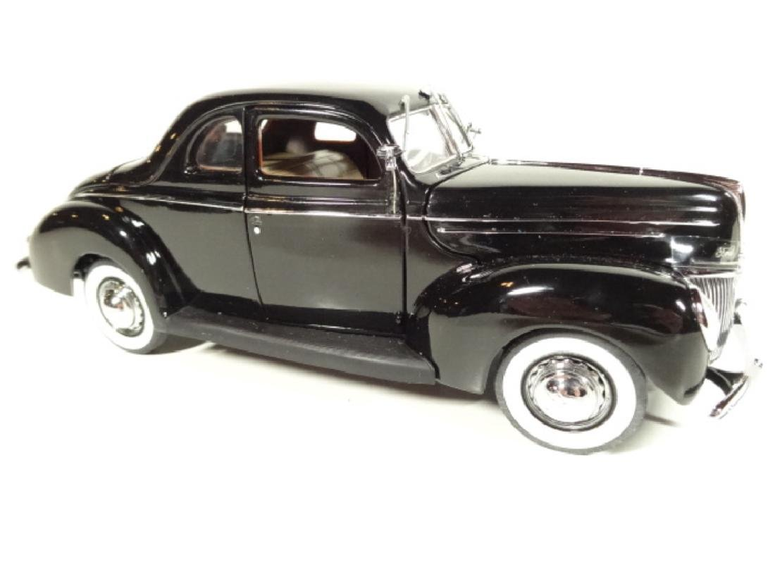 1939 FORD DELUXE COUPE, MINT CONDITION, LIMITED EDITION