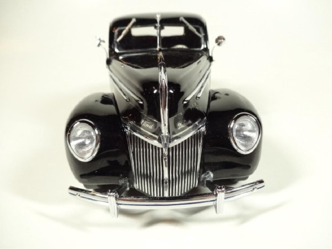 1939 FORD DELUXE COUPE, MINT CONDITION, LIMITED EDITION - 5