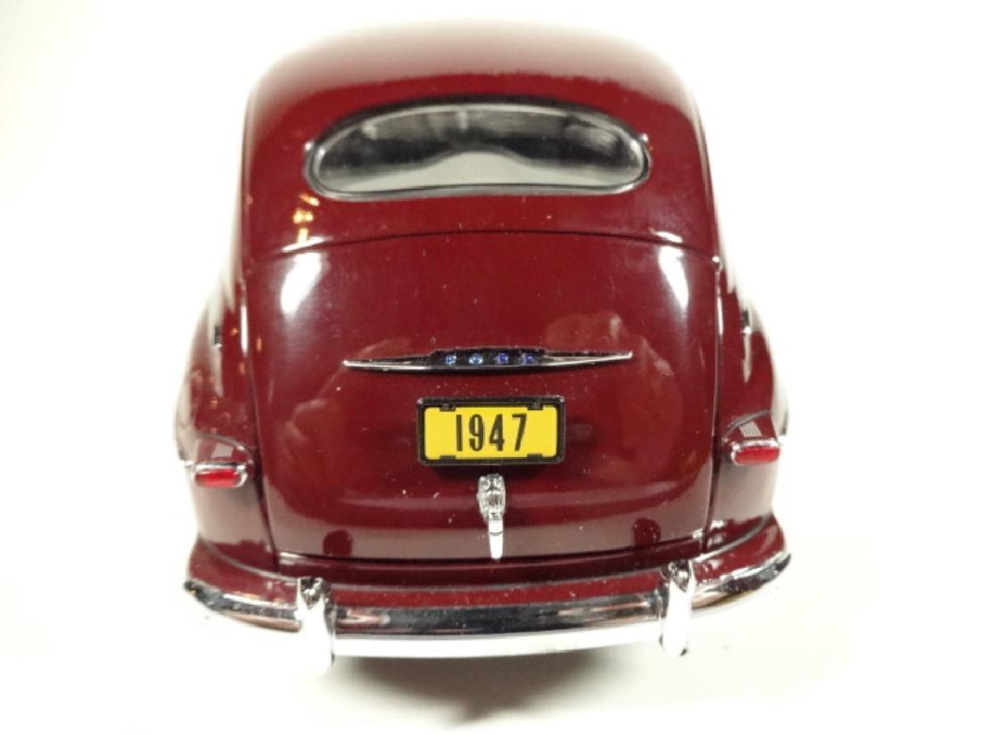 1947 FORD SUPER DELUXE TUDOR SEDAN, MISSING REAR VIEW - 4