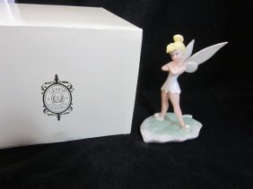 "LENOX WALT DISNEY SHOWCASE COLLECTION ""FIERY FAIRY"""