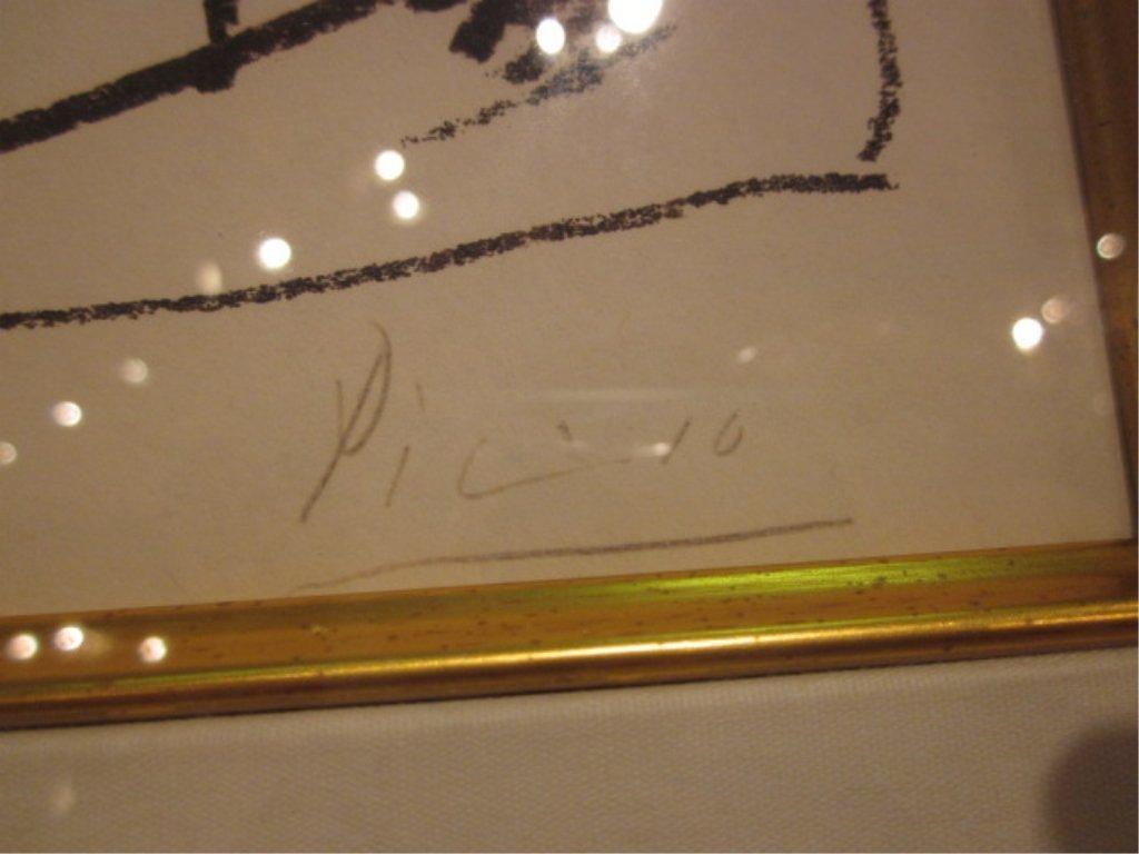 "77: PABLO PICASSO (SPANISH, 1881-1973) - ""LA PIQUE, 196 - 5"