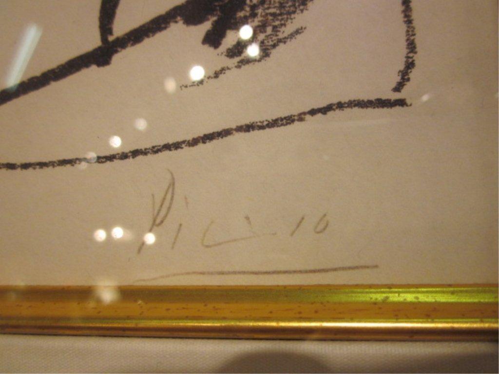 "77: PABLO PICASSO (SPANISH, 1881-1973) - ""LA PIQUE, 196 - 6"