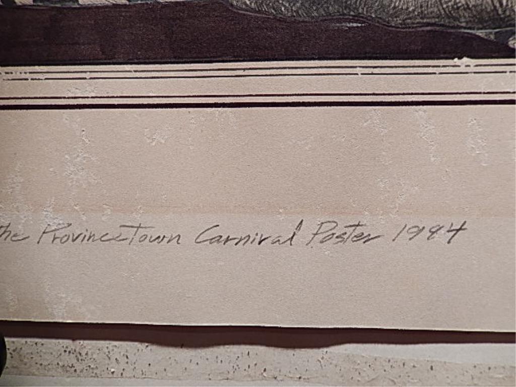 SET OF 4 ORIGINAL F. RONALD FOWLER (AMERICAN, B. 1946) - 6
