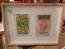 JOSEPH BEUYS (GERMAN 1921-1986), TWO PAPER BAGS, BO LO