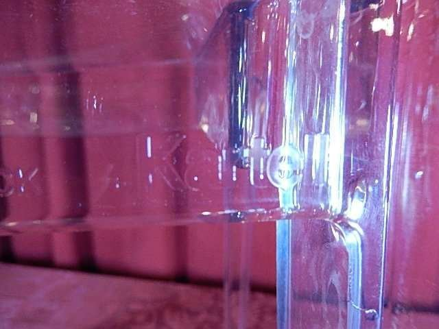 """PHILIPPE STARCK """"LOUIS GHOST"""" CHAIR BY KARTELL, CLEAR - 6"""