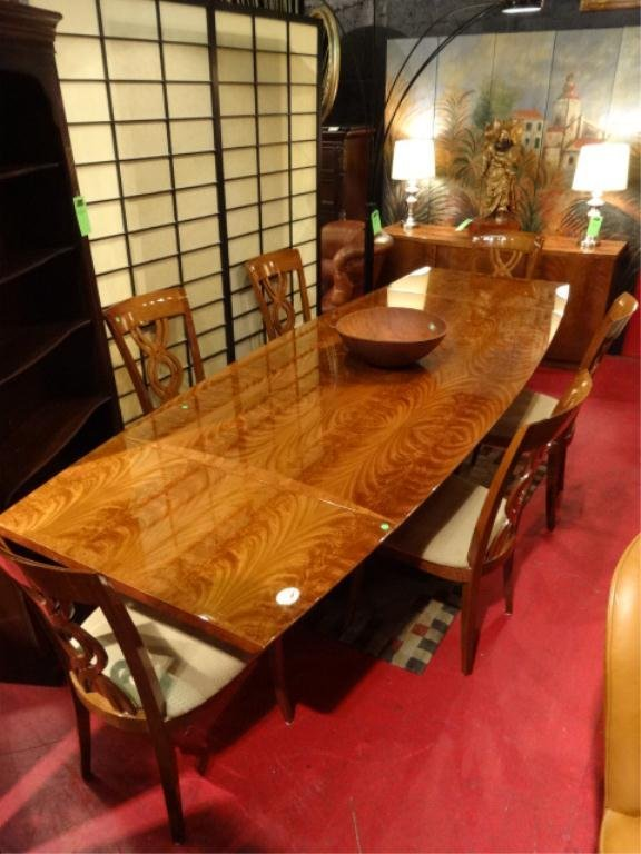 EXCELSIOR DESIGNS DINING TABLE, ITALIAN MADE MODERN