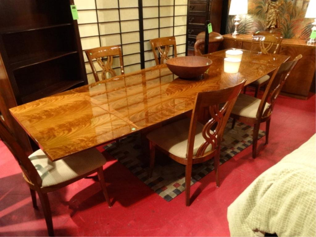 EXCELSIOR DESIGNS DINING TABLE, ITALIAN MADE MODERN - 2