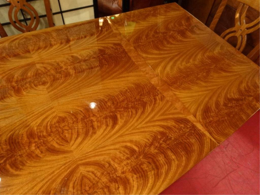 EXCELSIOR DESIGNS DINING TABLE, ITALIAN MADE MODERN - 4
