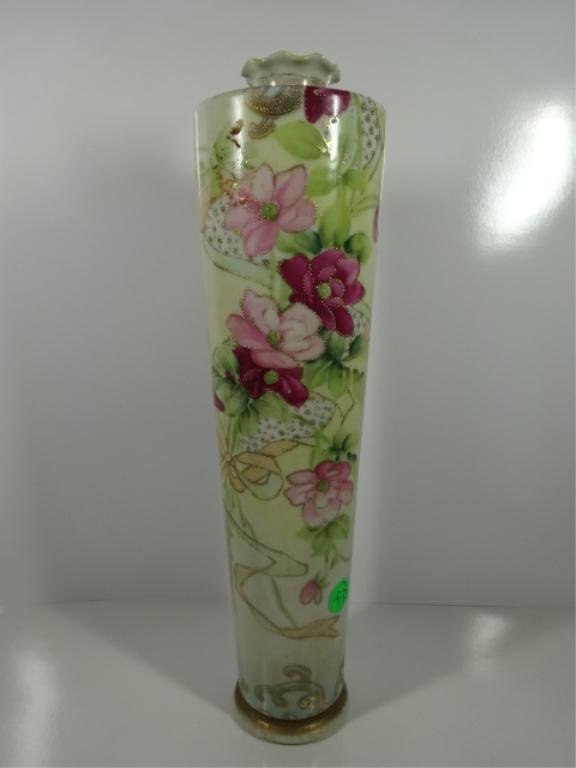 TALL JAPANESE VASE, CIRCA 1915-1920's, MARKED MADE IN