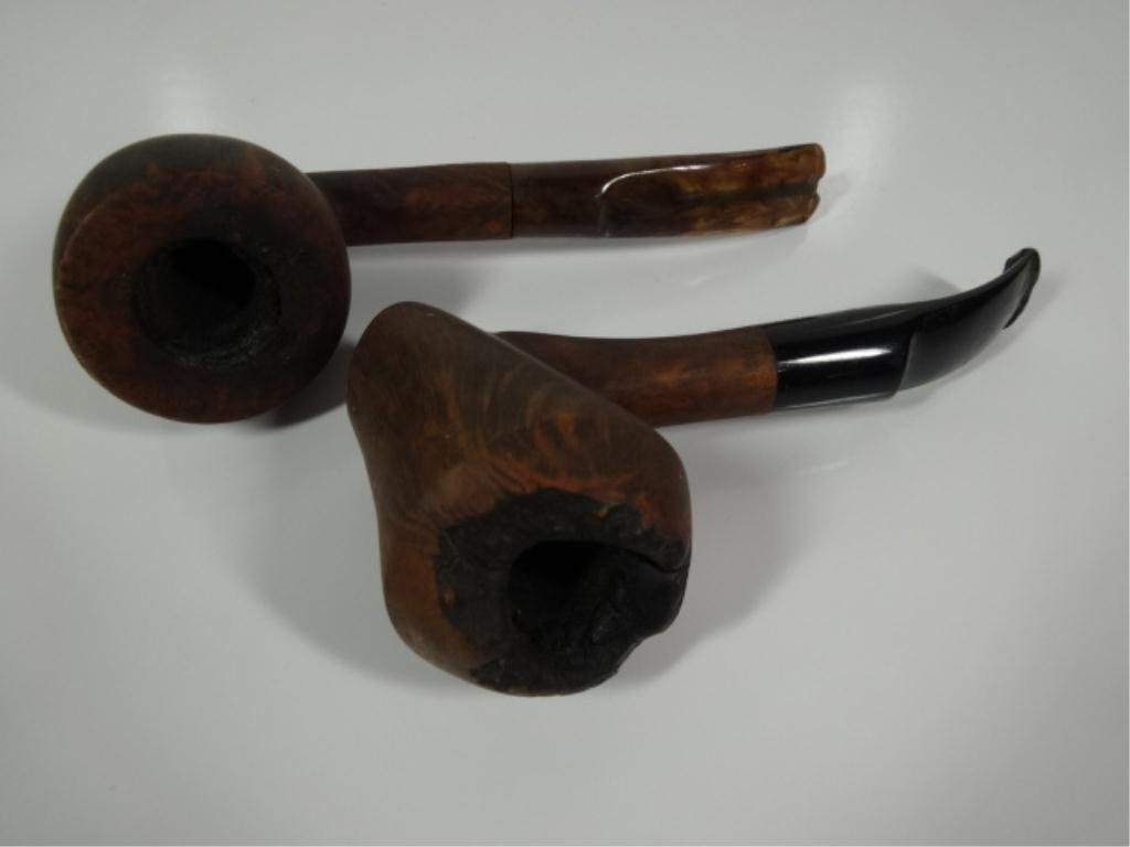 TWO NORDING PIPES, SOLD TOGETHER, SKU129