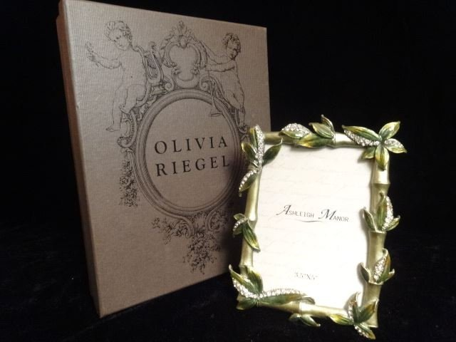 OLIVIA RIEGEL ASHLEIGH MANOR PICTURE FRAME WITH