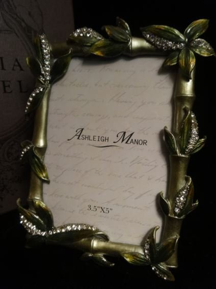 OLIVIA RIEGEL ASHLEIGH MANOR PICTURE FRAME WITH - 2