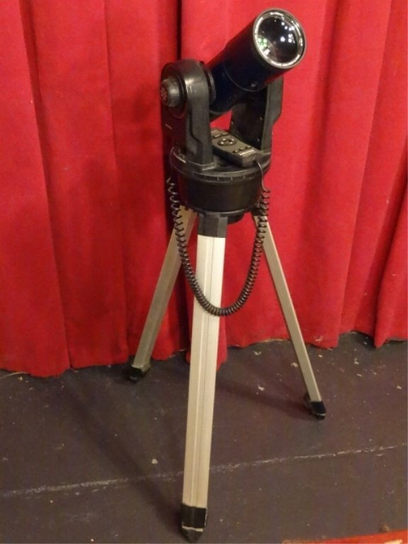 MEAD AUTOSTAR EXT70 TELESCOPE WITH COMPUTER CONTROL &