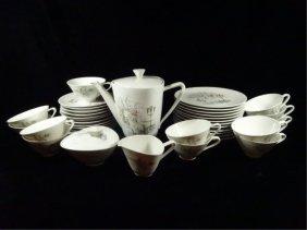 39 Pc Mid Century Hutschenreuther Porcelain China
