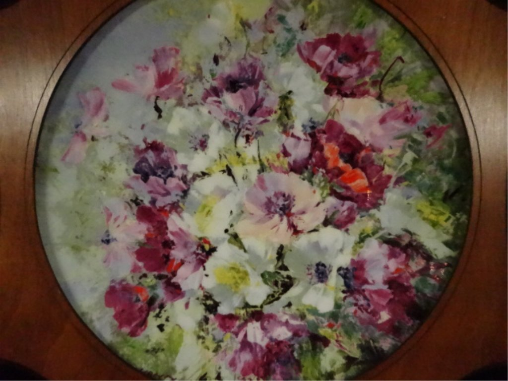 ROYAL DOULTON COLLECTOR PLATE, SPRING HARMONY, 1975, - 3