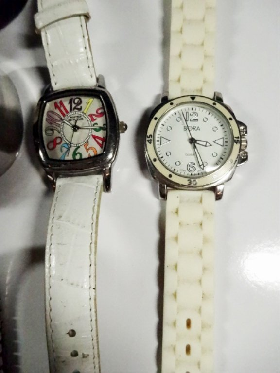 12 ASSORTED WATCHES, INCLUDES M&M'S AND SUPERMAN - 4