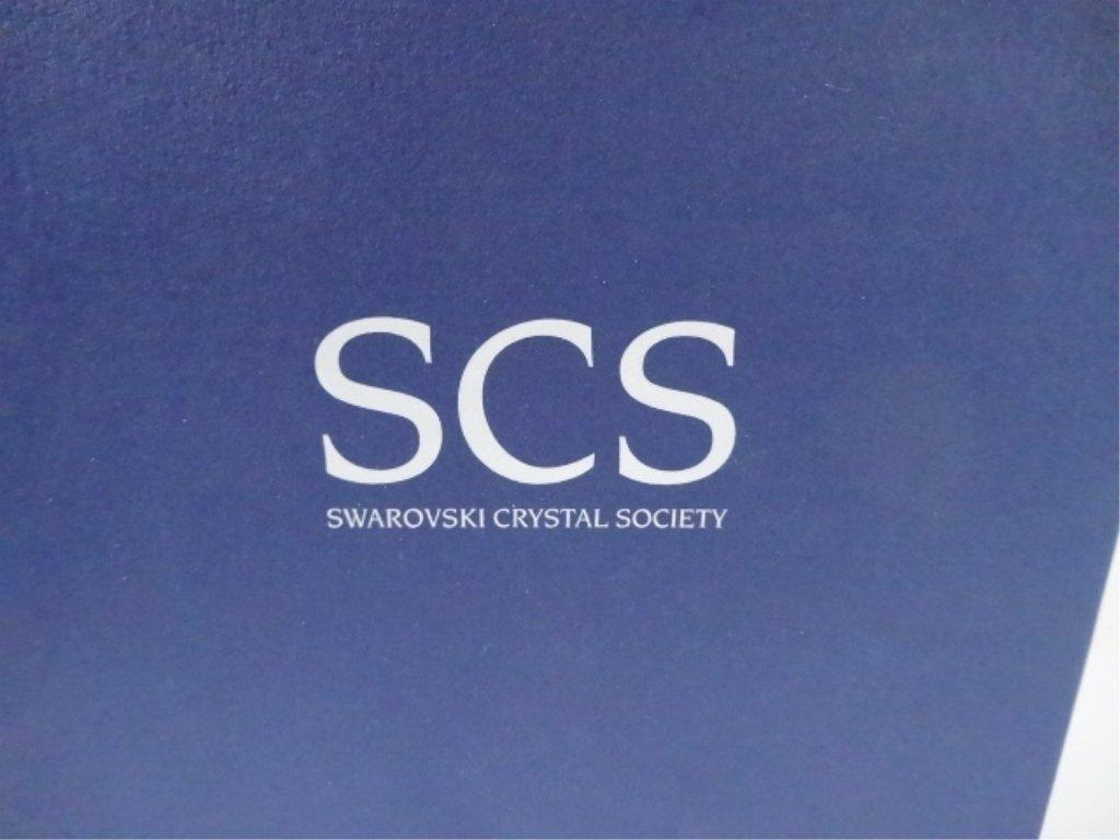 SWAROVSKI CRYSTAL GORILLAS, 2009 SCS ANNUAL EDITION, - 8