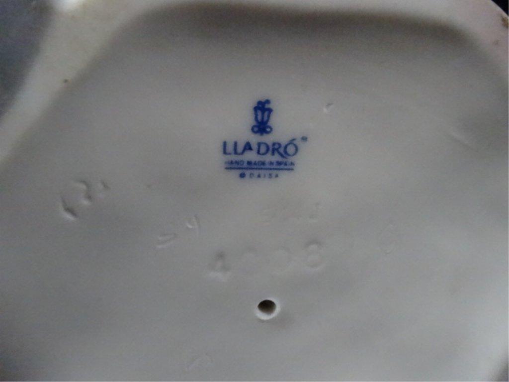 "RETIRED LLADRO PORCELAIN SCULPTURE, ""WEDDING LLADRO"", - 6"