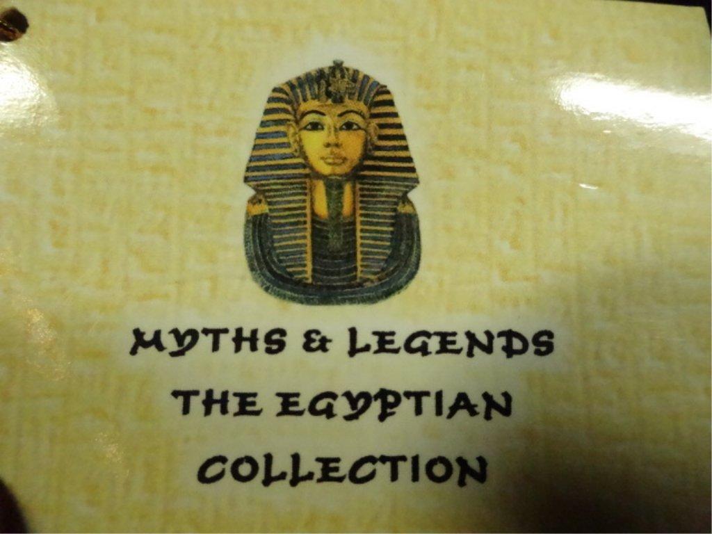 EGYPTIAN SCULPTURE, THOTH, VERONESE, CIRCA 2001, - 9