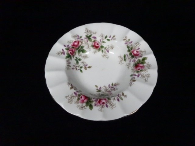 ROYAL ALBERT BONE CHINA SMALL DISH, LAVENDER ROSE - 2