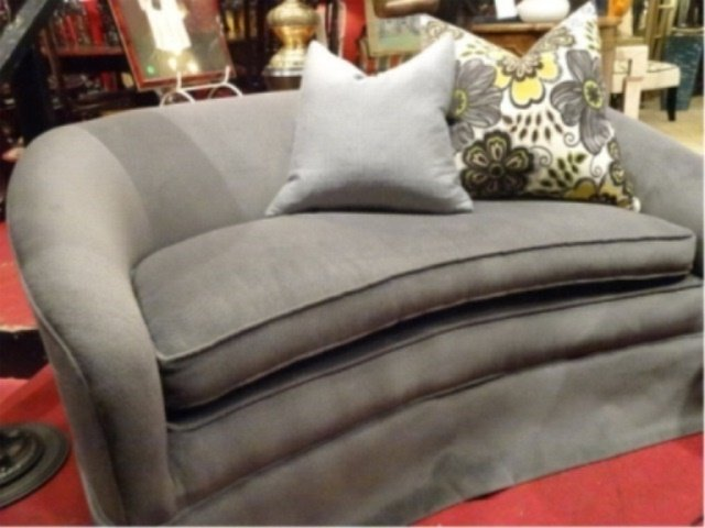 MODERN DESIGN LOVESEAT, #2 OF TWO AVAILABLE THIS