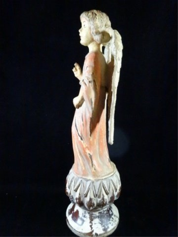 ANGEL SCULPTURE, LOOKING HEAVENWARD, COMPOSITION, - 4