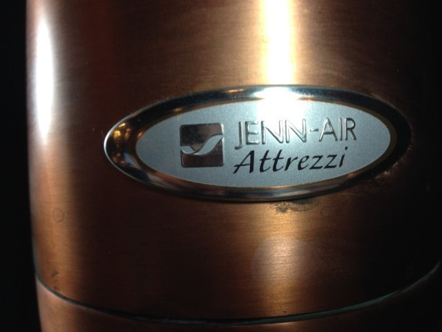JENN-AIR ATTREZZI STAND MIXER, COPPER FINISH, MODEL - 3