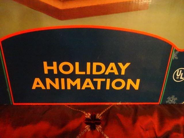 LARGE ANIMATED CHRISTMAS GOOFY FIGURE, WALT DISNEY - 4