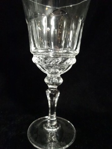 34 PC CRYSTAL STEMWARE, INCLUDES 12 WINE GLASSES APPROX - 2