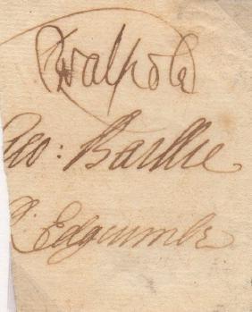 BRITISH PRIME MINISTERS: Robert Walpole (1676-1745)