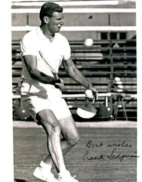 TENNIS: Selection of signed 8 x 10 photographs by