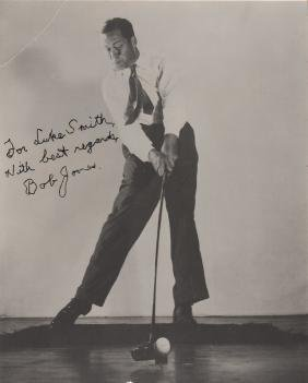 JONES ROBERT T.: (1902-1971) American Golfer, Open
