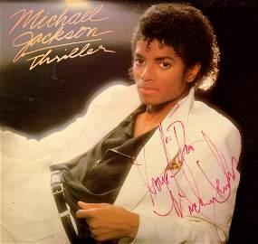 JACKSON MICHAEL: (1958-2009) American Singer &
