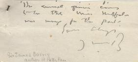 LITERATURE: Selection of signed clipped pieces by