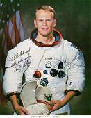 ASTRONAUTS Selection of signed colour 8 x 10