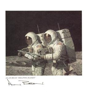 ASTRONAUTS: Miscellaneous selection of signed cards, a