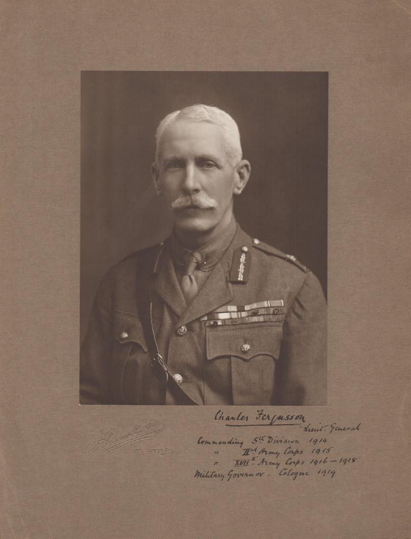 AUSTRALIA: Ronald Munro Ferguson (1860-1934) 1st - 2