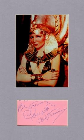 ACADEMY AWARD WINNERS: Selection of signed cards,