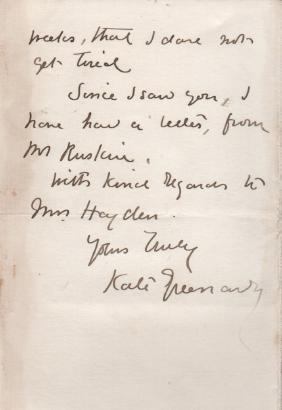 GREENAWAY KATE: (1846-1901) English Children's book