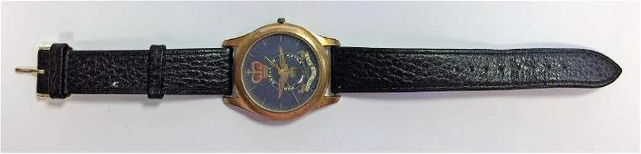 DAMBUSTERS THE An unusual commemorative wrist watch