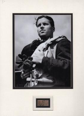 GIBSON GUY: (1918-1944) British Airman of World War II,