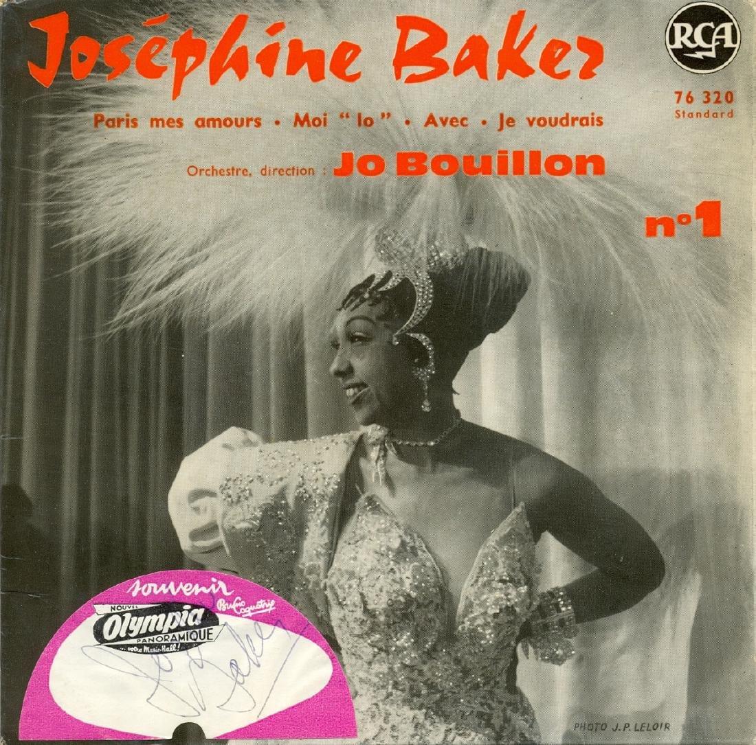 BAKER JOSEPHINE: (1906-1975)