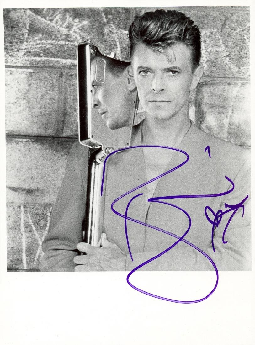 BOWIE DAVID:  (1947 -2016)