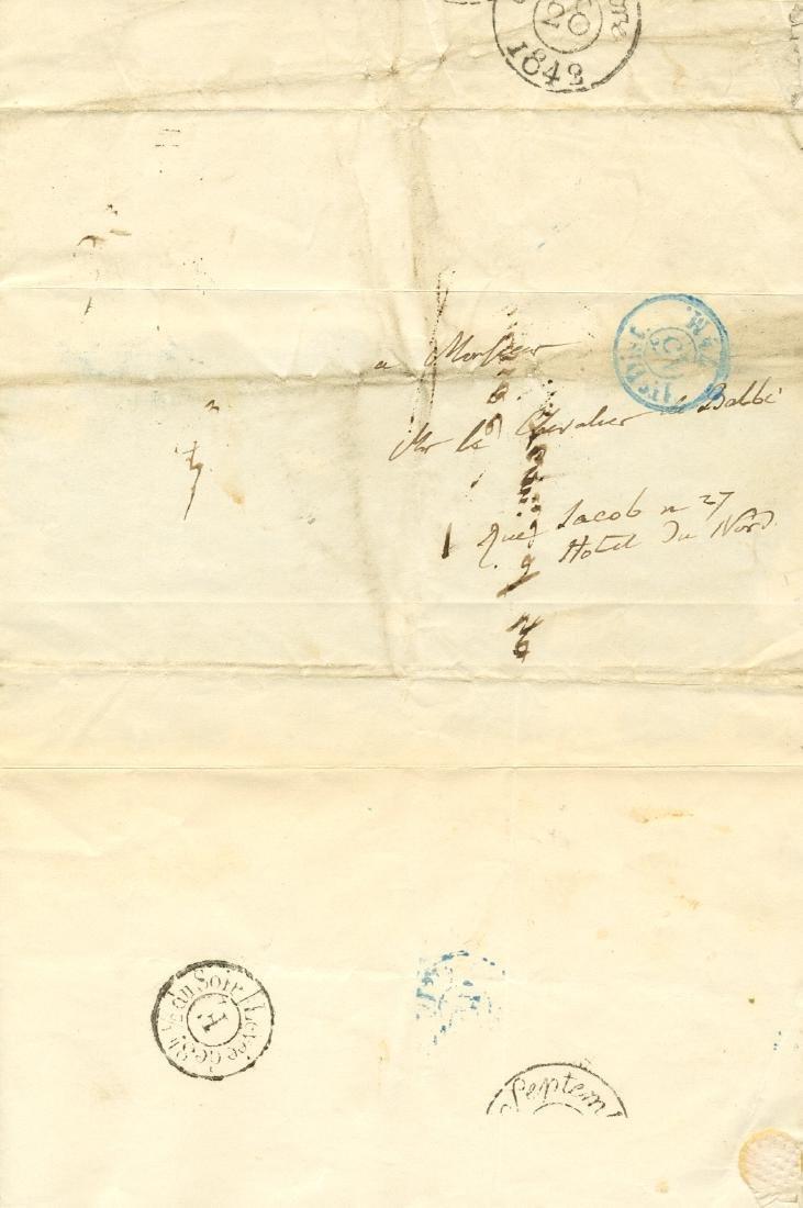 HUMBOLDT ALEXANDER: (1769-1859) - 2