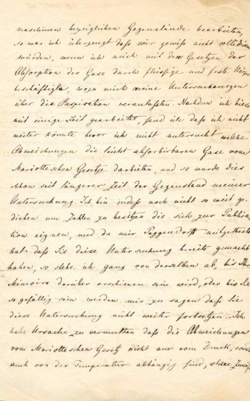 MAGNUS HEINRICH GUSTAV: (1802-1870) - 2